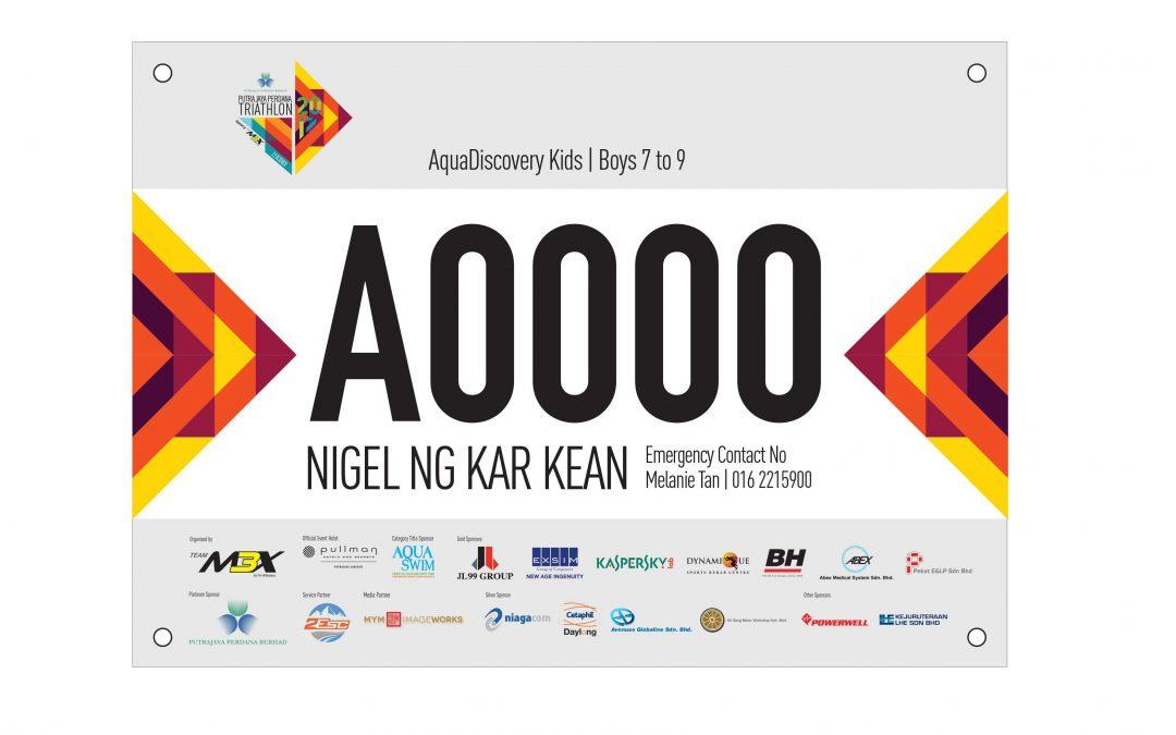 2017 Putrajaya Perdana Aquathlon & Triathlon