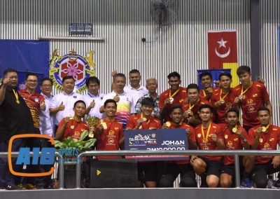 Malaysia Open 2018 (Men Category)