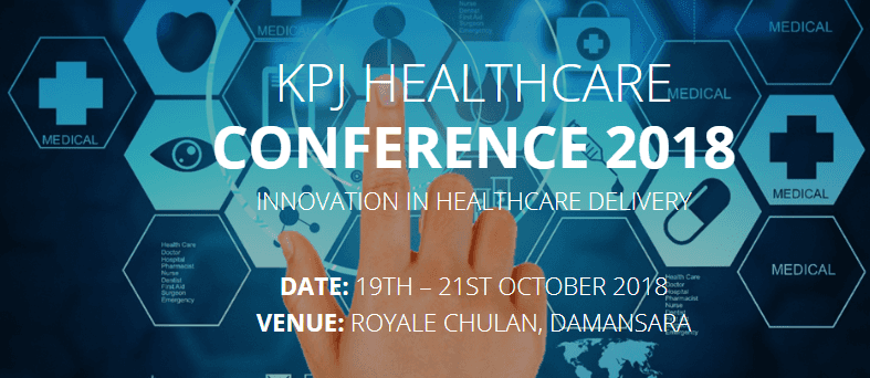 KPJ Healthcare Conference 2018