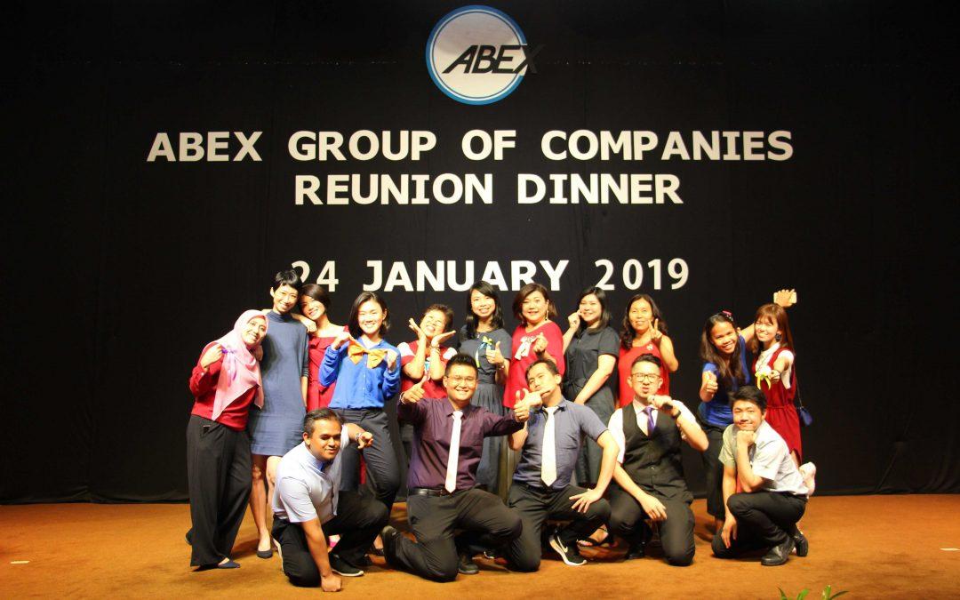 Reunion Dinner 2019