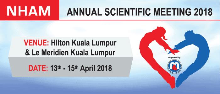 NHAM Annual Scientific Meeting 2018