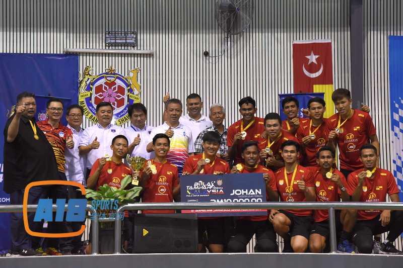 Malaysia Open 2018/2019