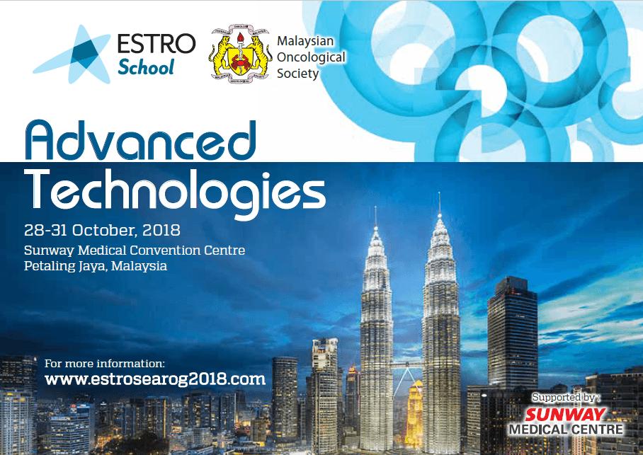 ESTRO-SEAROG Teaching Course on Advanced Technologies