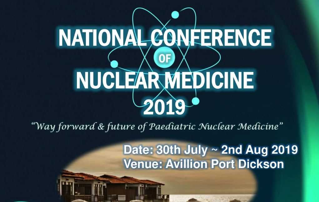 National Conference of Nuclear Medicine 2019 (NCNM 2019)